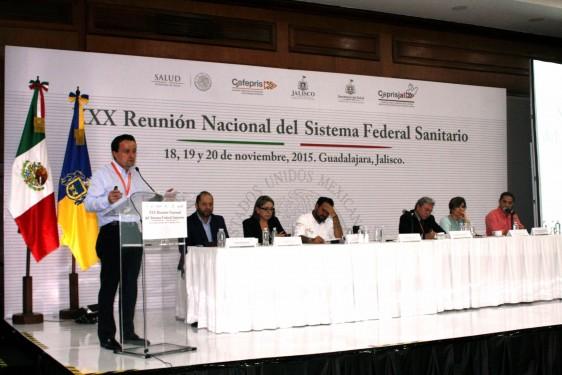 La próxima reunión nacional será en Zacatecas en el primer semestre de 2016.
