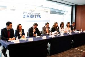 Sólo 48% de los diabéticos por causa de sobrepeso y obesidad está diagnosticado o sujeto a algún tipo de tratamiento, advierte la presidenta de la Comisión de Salud.