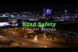 Para salvar vidas, apoyar desarrollo y ahorrar dinero, debemos trabajar juntos por la seguridad vial