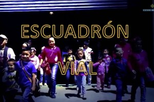 Campaña de seguridad vial CESVI MÉXICO 2016 para fomentar acciones básicas de seguridad vial por parte de niños
