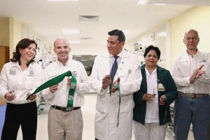Ampliación de la Unidad de Cuidados Intensivos Neonatales del HGZ N° 46 y equipamiento médico, benefician a derechohabientes de la entidad.