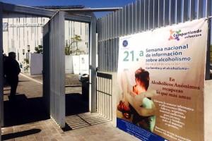 Durante la 21ª. Semana Nacional de Información sobre Alcoholismo participan 35 Delegaciones del Instituto. Unidades médicas y 13 hospitales regionales imparten cursos y talleres y abren puertas a miembros de 14 mil grupos de AA para dar su mensaje