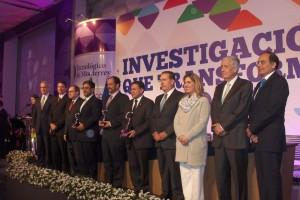 Reconoce y estimula la investigación que se realiza Tecnológico de Monterrey.
