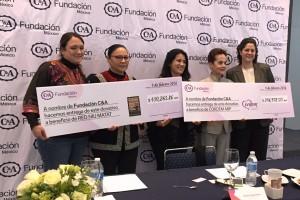 Decenas de miles de empleados de C&A participan en la campaña global para recaudar fondos y rendir honores a esas 'Mujeres Inspiradoras'