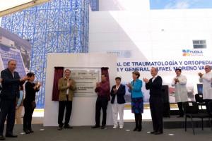 En 3 años, se han construido, concluido o modernizado más de 500 unidades hospitalarias y más de 2 mil 700 unidades de consulta externa, a nivel nacional, con una inversión cercana a los 20 mil MDP.