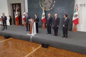 Se realizarán en la Secretaría de Salud, el Instituto Mexicano del Seguro Social y Petróleos Mexicanos