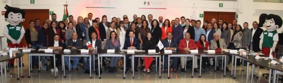 En dicha reunión de trabajo se contó con la participación de los Regímenes Estatales de Protección Social en Salud (REPSS) de diversas entidades, tales como Aguascalientes, Guerrero, México, Morelos, Nuevo León y Sinaloa, así como los Coordinadores del Componente Salud del Programa PROSPERA de 31 entidades federativas.