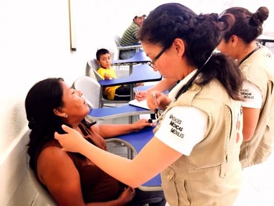 Servicios de salud Mental en comuidades vulnerables de Quintana Roo