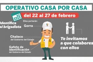 Yucatán inicia jornada integral contra zika, chikungunya y dengue