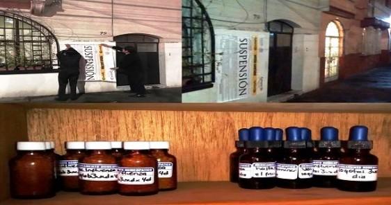 """Los productos cuentan con la leyenda """"Medicamento homeopático Vac influenza""""."""