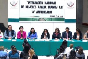 Labor a su favor debe llevarse a colonias populares y zonas indígenas: Acosta Naranjo