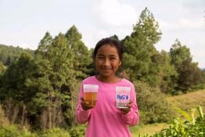 P&G lleva su poder de transformar a 16 países de América Latina, limpiando más de 420 millones de litros de agua en la región