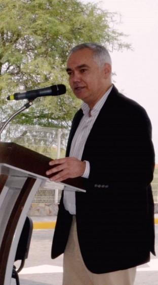 El titular de la Comisión Nacional de Protección Social en Salud, Gabriel O'Shea Cuevas, presentó la actualización del CAUSES 2016.