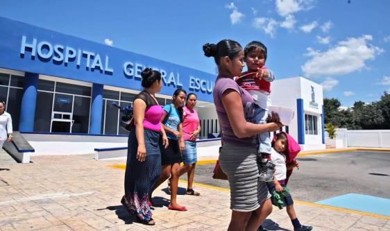 La obra inició el 7 de enero de 2009, concluyó el 1 de noviembre de 2014 y comenzó a operar el 3 de noviembre del 2014. La unidad cuenta con 45 médicos, 98 enfermeras y auxiliares de enfermería, 6 químicos, 5 radiólogos, 2 psicólogos, 3 trabajadores sociales 39 personal administrativo. Fuente: Gobierno del Estado de Sinaloa.