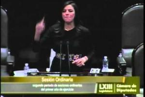 Diputadas presentan 8 iniciativas de reforma para mejorar la condición de las mexicanas