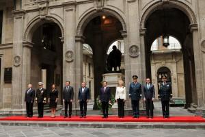 Es hora de sumarnos todos al trabajo en favor de México, José Narro Robles, Secretario de Salud