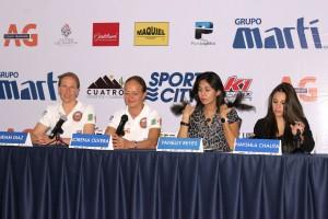 Lorena Olvera y Miriam Díaz retarán la velocidad y la resistencia en carrera y montaña.