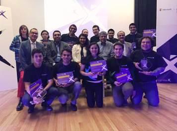 La competencia anual de Microsoft en la que reta a los estudiantes de todo el mundo a poner sus habilidades tecnológicas a prueba.