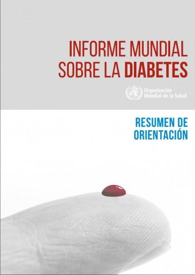 primer Informe Mundial sobre la Diabetes de la OMS