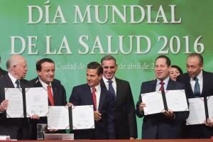 México da primer gran paso hacia universalizar servicios de salud y asegurar que todo mexicano tenga acceso efectivo a atención médica de calidad