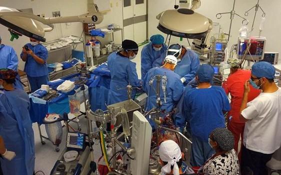 La donación de órganos es un hecho altruista; es un asunto de cultura, de educación y de querer dar vida a otras personas: Gabriela Borrayo Sánchez, directora médica del Hospital de Cardiología del Centro Médico Nacional Siglo XXI.