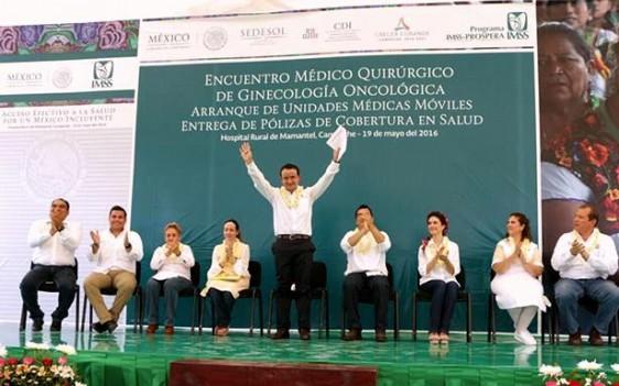 Con estas operaciones se ha mejorado la calidad de vida de miles de indígenas y campesinos.