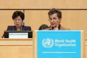 Karen Christiana Figueres Olsen, Secretaria Ejecutiva de la Convención Marco de Naciones Unidas sobre el Cambio Climático