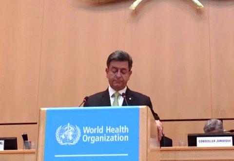La atención a la salud mental y del abuso de sustancias adictivas son políticas para el logro de los objetivos para 2030