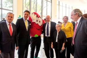 El Secretario de Salud encabezó la conmemoración del Día de la Salud Hepática, cuyo lema es Menos diabetes y más Hígado sano.