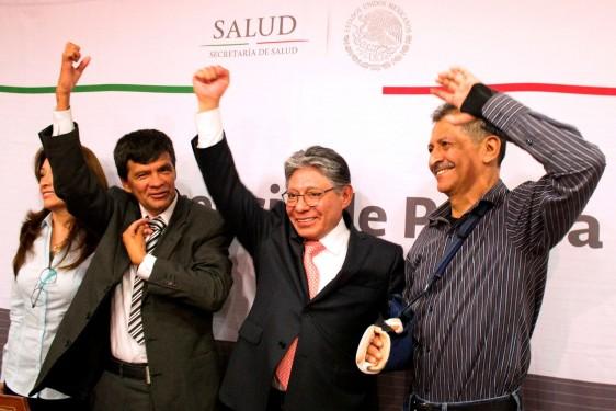 A nivel mundial se han trasplantado 104 extremidades, cuatro de ellas en México