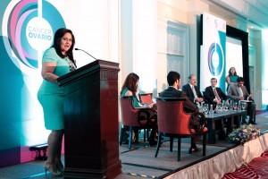 Celebran senadoras y especialistas que Seguro Popular cubra cáncer de ovario, destacan que con esta medida se beneficiará a más de cuatro mil mujeres que son diagnosticadas con esta enfermedad.
