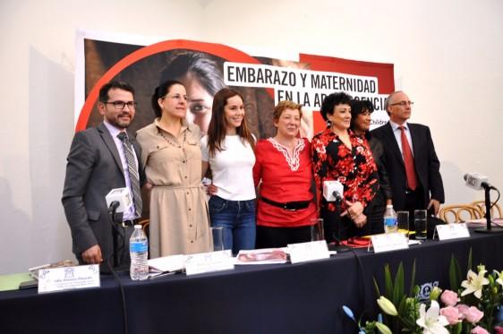 Anthony Caswell Pérez, Claudia Alonso, Camila Sodi, Maria Josefina Menendez, Julissa, María del Carmen Jurado, Roy Caple