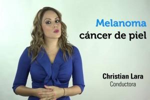 Conoce como prevenir y detectar señales de alerta para diagnosticar oportunamente el cáncer de piel
