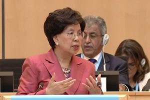 """Inicio 69 Asamblea Mundial de la Salud, se propone """"Transformar nuestro mundo"""""""