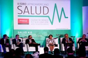 La cobertura y la sustentabilidad de los sistemas de salud son los retos que se deben de atender, coinciden participantes.