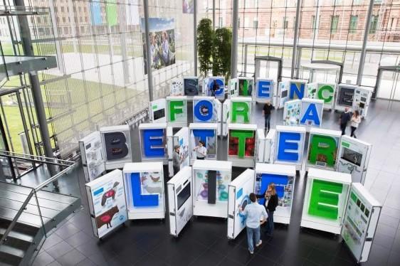 La exhibición ha recorrido ciudades como Londres, Shanghái, Nueva York, Sídney y por segunda ocasión la Ciudad de México.