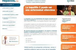 todosobrehepatitisc.mx apoyará a la prevención y detección oportuna de la enfermedad en México