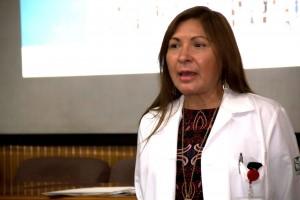 Doctora Imelda Islas Infante