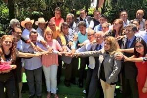El Dr. José Narro Robles, secretario de Salud, reconoció la integración de esta Red, al puntualizar que con ella se articuló una verdadera alianza por la salud de los morelenses.