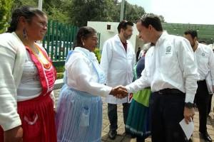 Estas jornadas semanales son parte de la Estrategia Nacional de Inclusión y Bienestar Social que impulsa el Presidente de la República, Enrique Peña Nieto.
