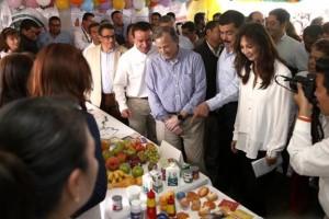 Más allá de mediciones, el reto es dotar de alimentación sana a 36 millones de mexicanos: Meade Kuribreña