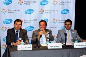 Actualmente la Fundación GIST México tiene un registro de 136 pacientes con esta enfermedad en México