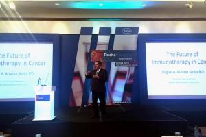 Dr. Miguel Ángel Álvarez Avitia, Director de la Clínica de Melanoma del Instituto Nacional de Cancerología (INCan)