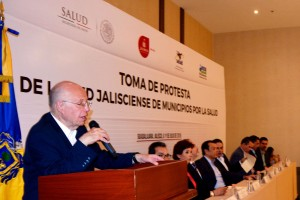 En gira de trabajo, el Secretario de Salud resaltó que la coordinación con municipios fortalece las políticas públicas