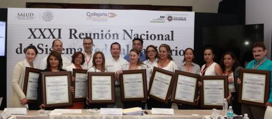 Autoridades sanitarias de todo el país definieron acciones y estrategias conjuntas para fomentar la protección de la salud de la población