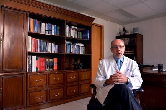 Doctor Mucio Moreno Portillo
