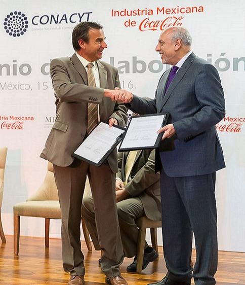 El objetivo es colaborar para impulsar el desarrollo tecnológico y la innovación en el país a través de la investigación científica para promover el bienestar de los mexicanos.