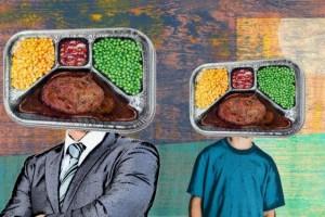 """Mucha gente conoce el viejo refrán que dice """"Usted es, lo que come"""", ahora investigadores nos sugieren que puede haber un refrán menos conocido - """"Sus hijos son, lo que usted come""""."""
