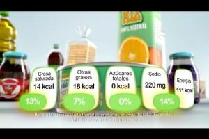 Implementación del 100% en nuevo etiquetado frontal nutrimental de alimentos en producción nacional, COFEPRIS