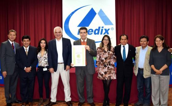 Recibe Medix la certificación Industria Limpia
